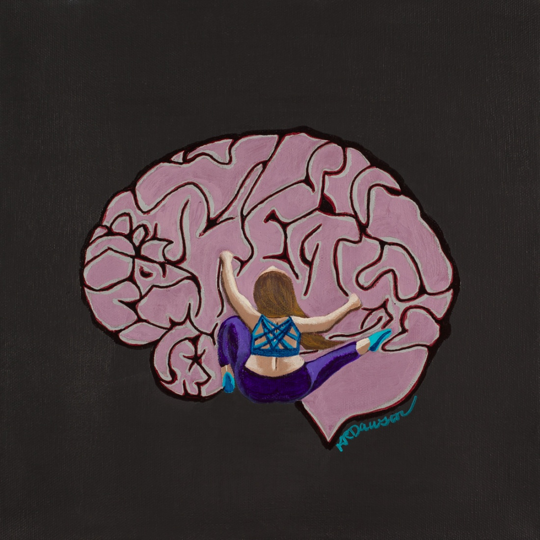 Climbing on the Brain_lores